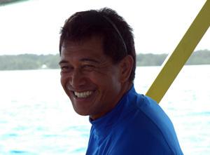 Boat Trip - Puna! (not Tuna... ;) )
