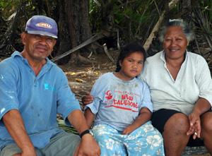 SHIFT WALK - Aitutaki Locals