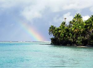 Nature's Response - Rainbow I