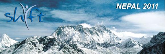 Nepal Mountain Range