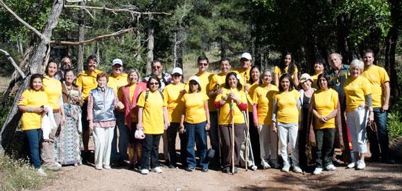 SHIFT Group at Grand Canyon
