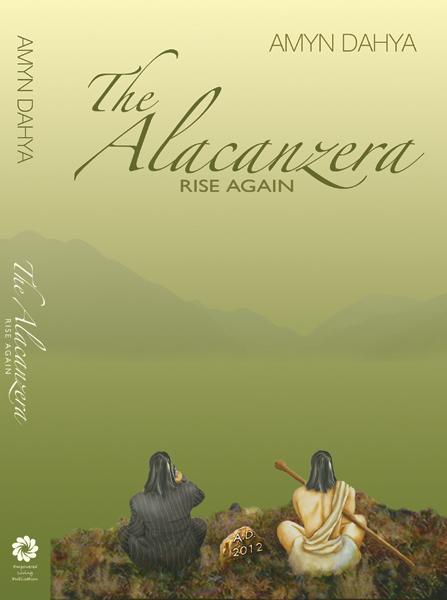 Alacanzera book cover